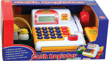 WowToyz Electronic Cash Register