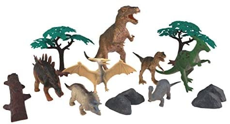 National Geographic Dinosaur Figurines