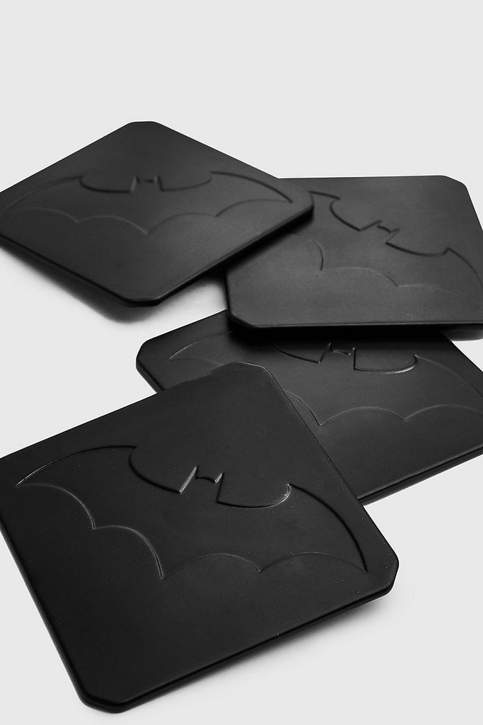 Batman Metal Drink Coasters