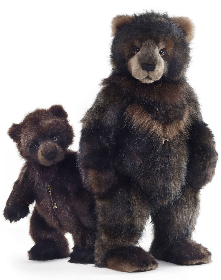 Charlie Bear Limited Edition Grizelle and Grace