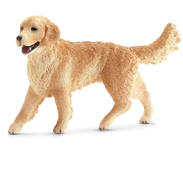 Schleich Female Golden Retriever