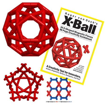 Magnetic X-Ball