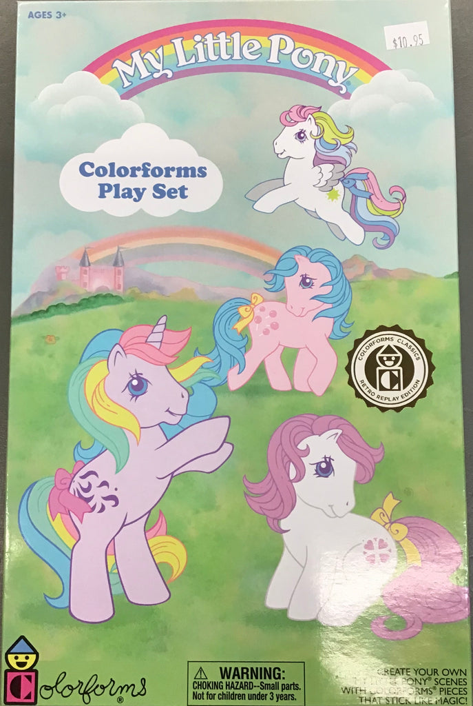 My Little Pony Colorforms
