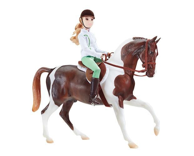 Breyer Let's Go Riding - English