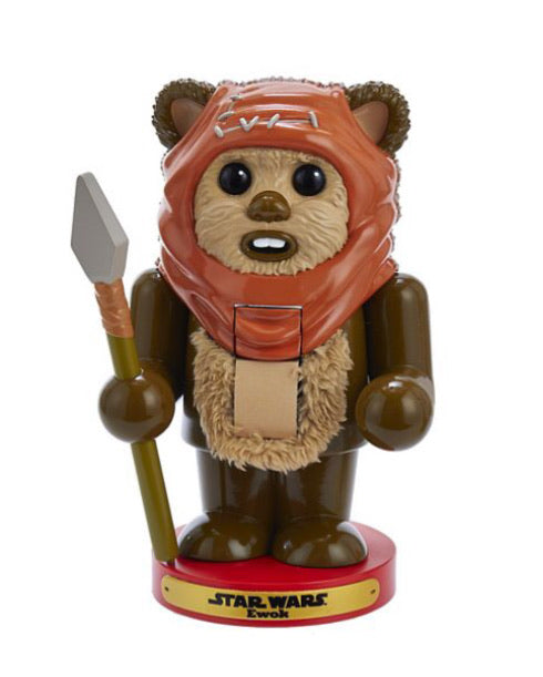 Star Wars Ewok Nutcracker