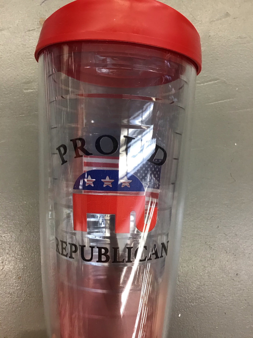 Proud Republican Tumbler