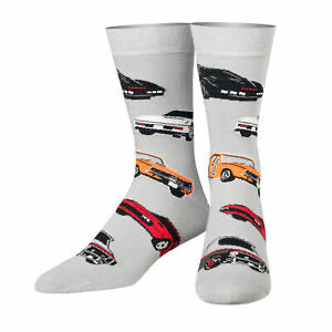 TV Cars Crew Socks