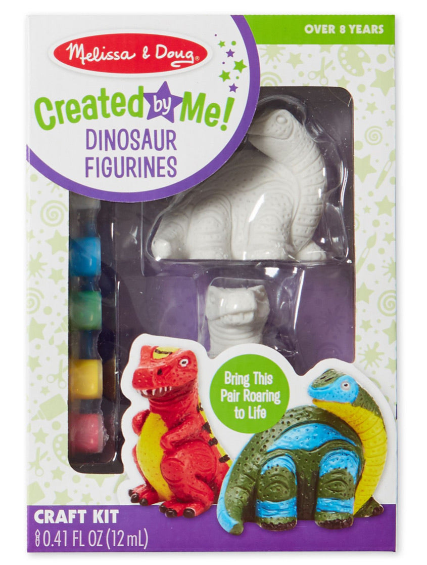 Created by Me! Dinosaur Figurines