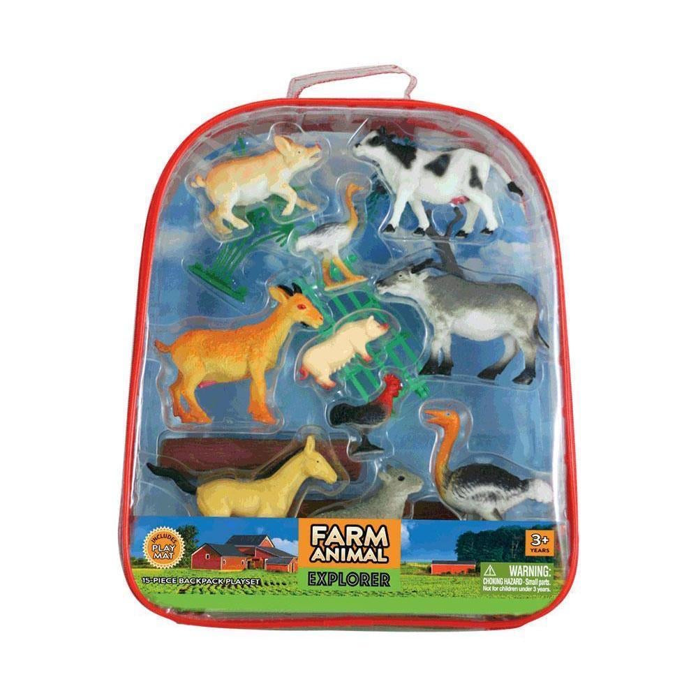 Farm Animal Backpack