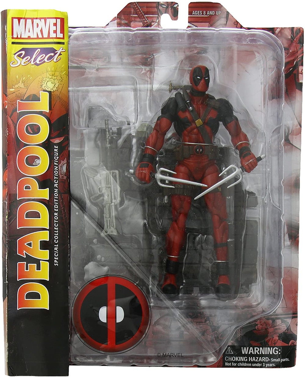 Marvel Deadpool Select Action Figure