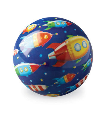 "4"" Space Race Playball"