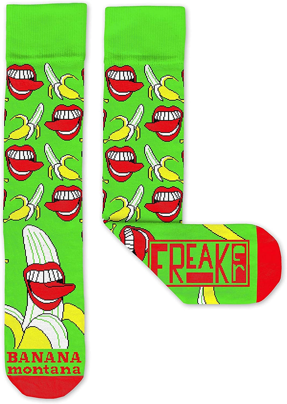 Banana Montana Socks