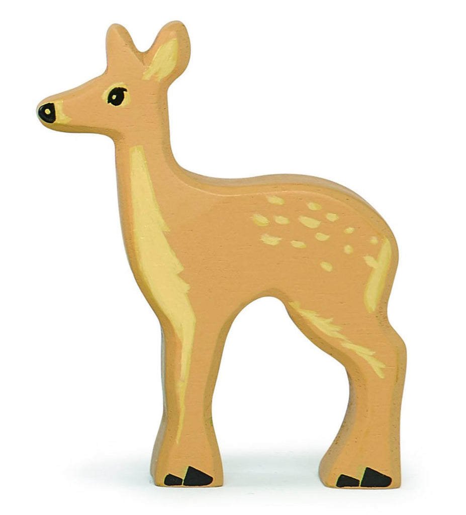 Tender Leaf Toys Woodland Wooden Animals Deer