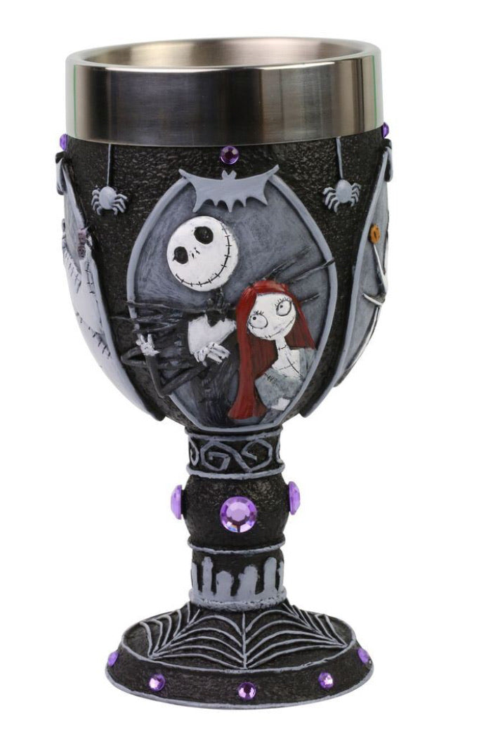 Decorative Disney The Nightmare Before Christmas Chalice