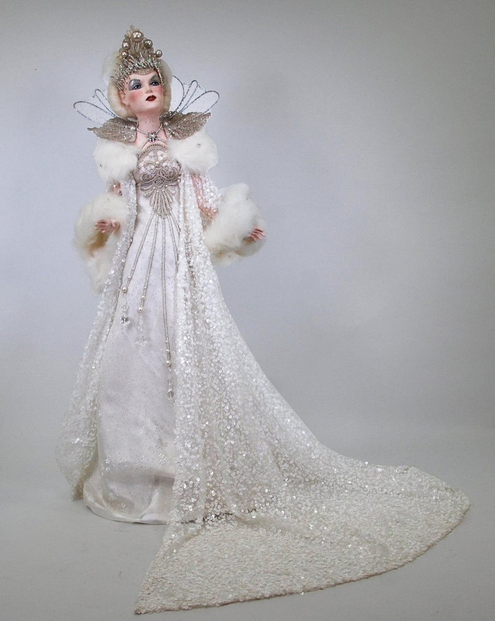 Katherine's Collection Retired Snow Queen Standing