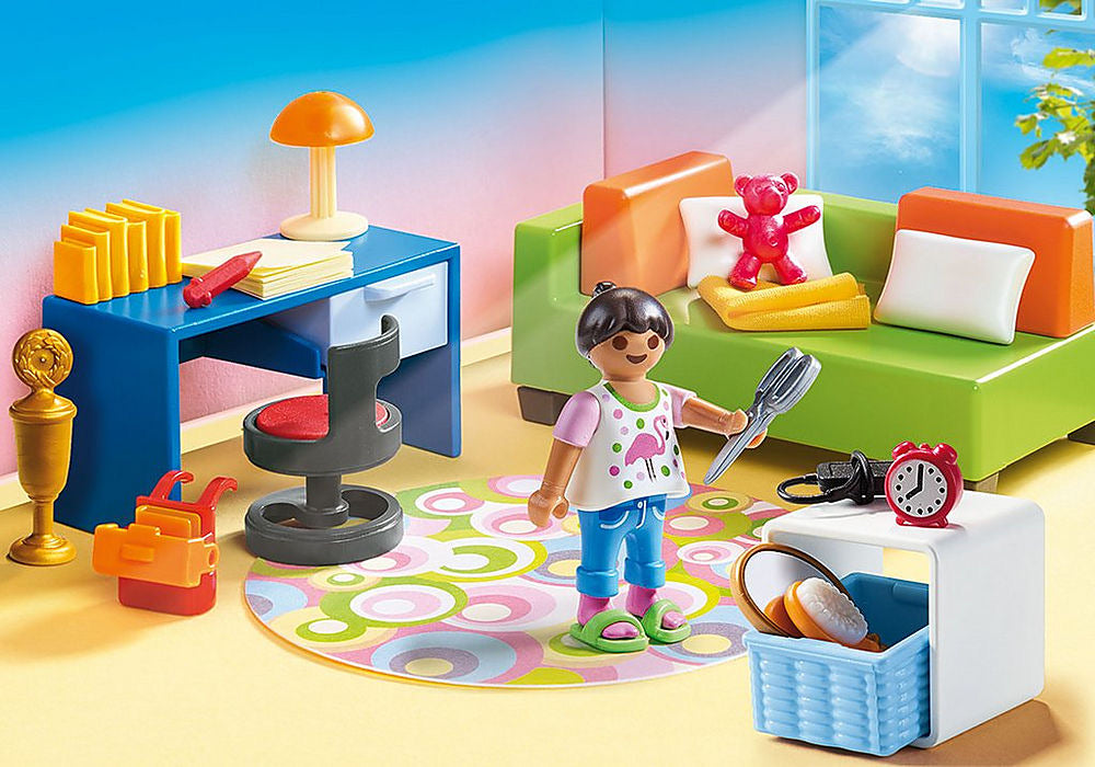 Playmobil Dollhouse 70209 Teenager's Room