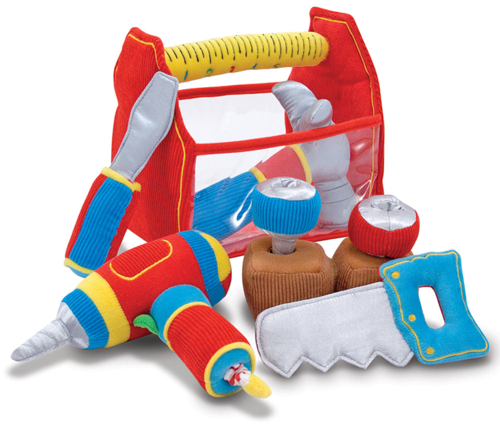 Toolbox Fill and Spill First Play