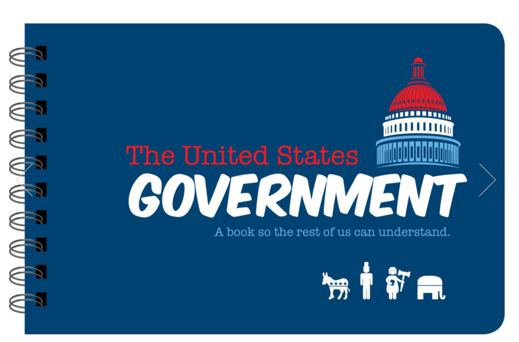 THE UNITED STATES GOVERNMENT - THE U.S. GOVERNMENT EXPLAINED SIMPLY