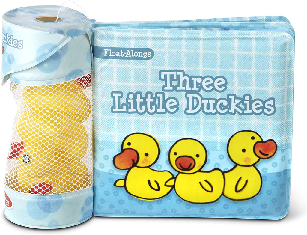 Three Little Duckies Bath Book