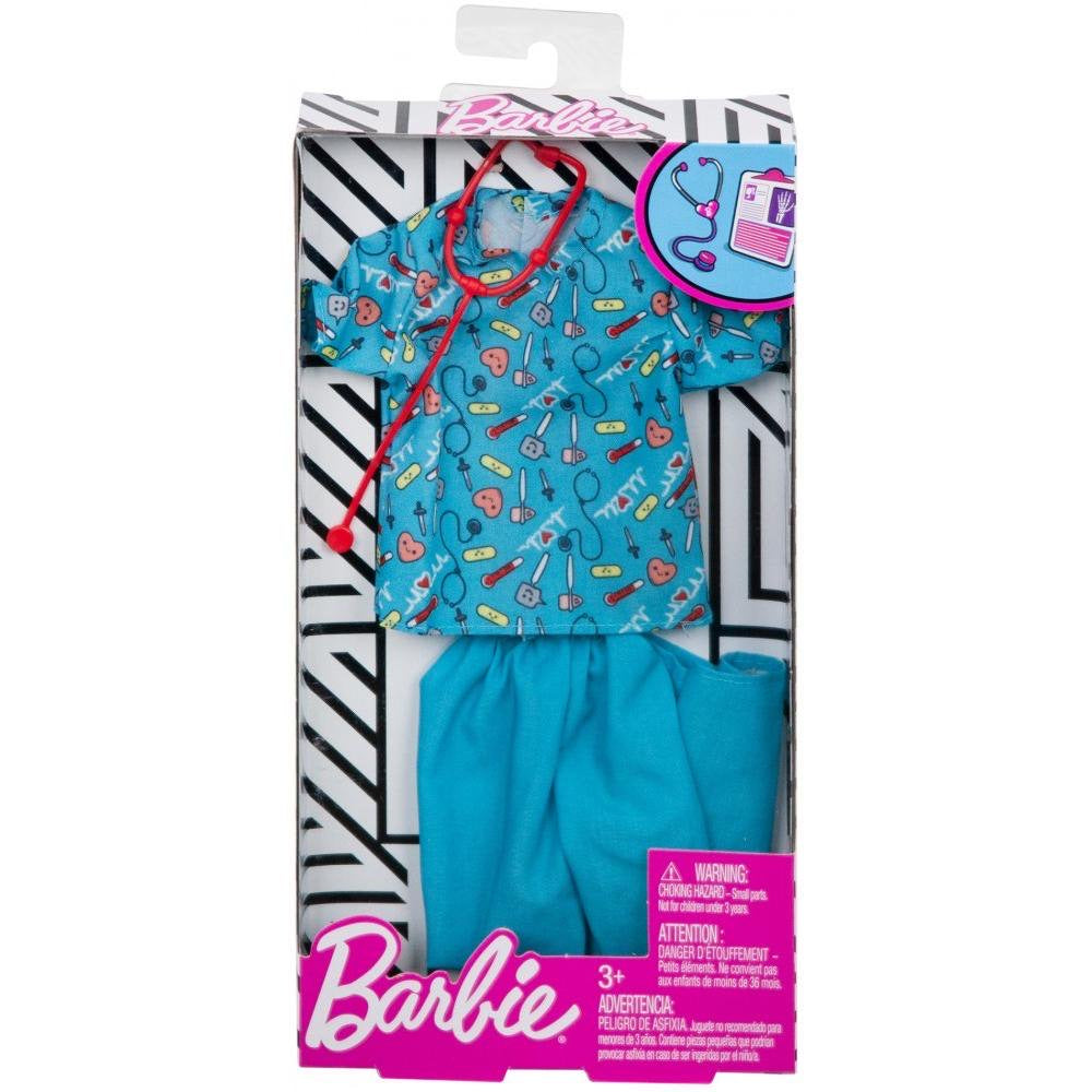Barbie Ken Scrubs Fashion & Accessory Pack