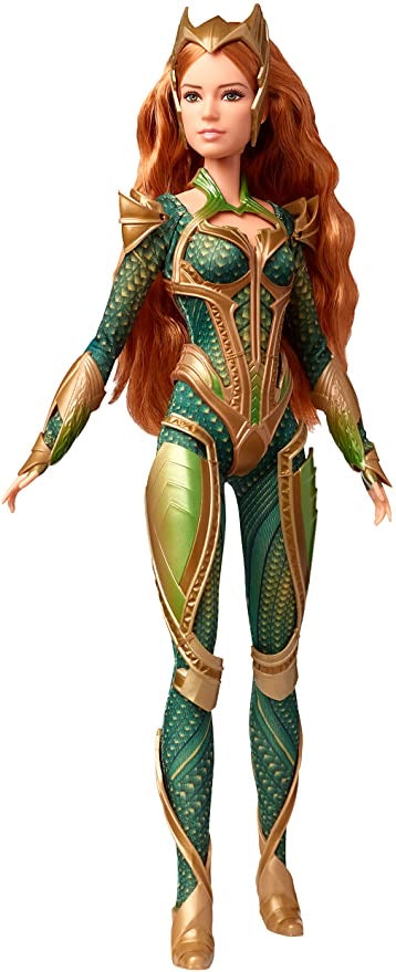 Justice League Barbie Mera