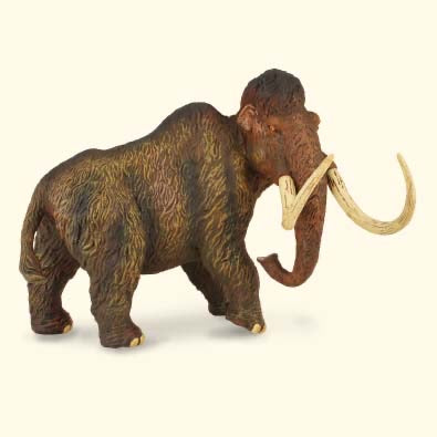 Woolly Mammoth - Deluxe 1: 20 Scale
