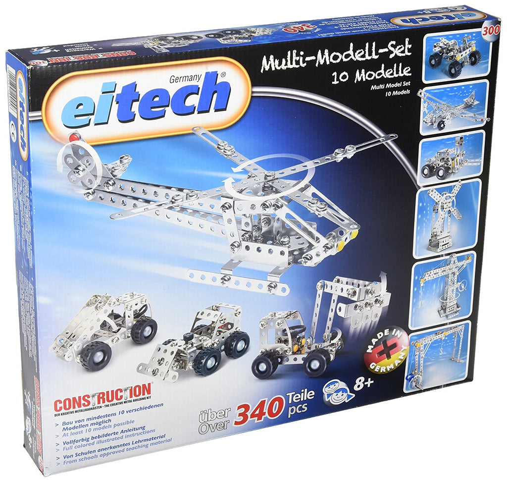 eitech Multi-Model-Set 10 Models