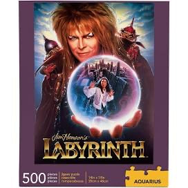 Jim Henderson's Labyrinth 500 Piece Puzzle
