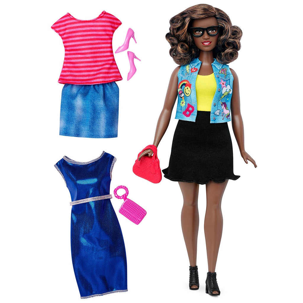Barbie Fashionistas Emoji Fun