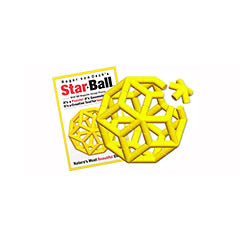 Magnetic Star-Ball