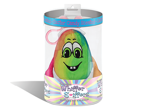 Whiffer Sniffers Willy Hyde Backpack Clip - Easter Candy Scented