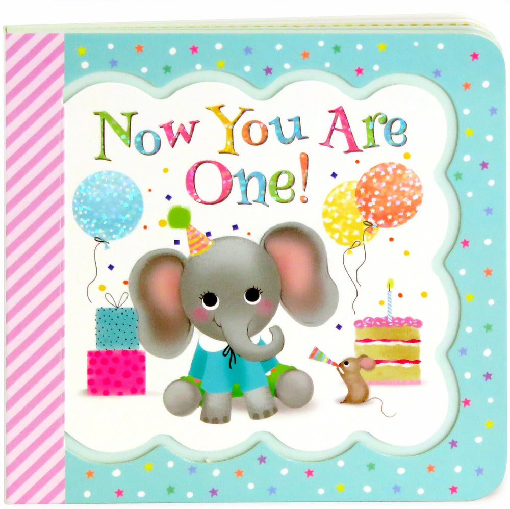 Now You Are One! Greeting Card Book