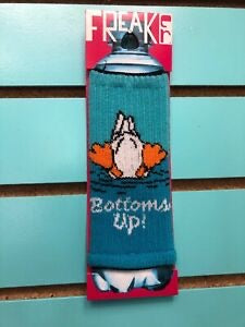 Bottoms Up Bottle Koozie
