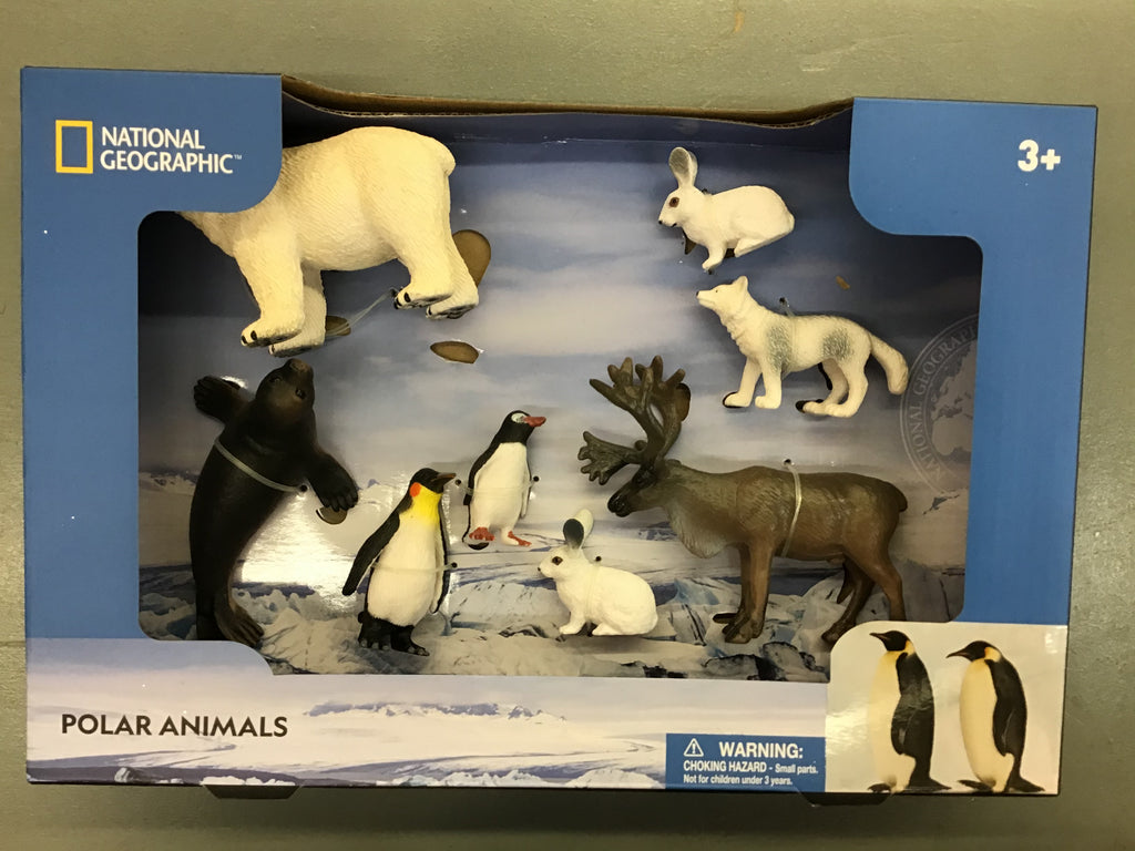 National Geographic Polar Animals