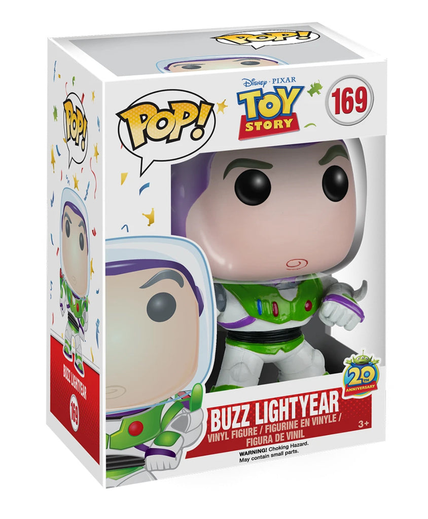 Funko POP! Buzz Lightyear