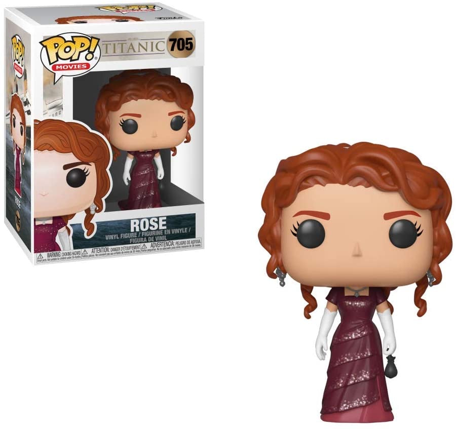 Funko POP Rose from Titanic Vinyl Figure
