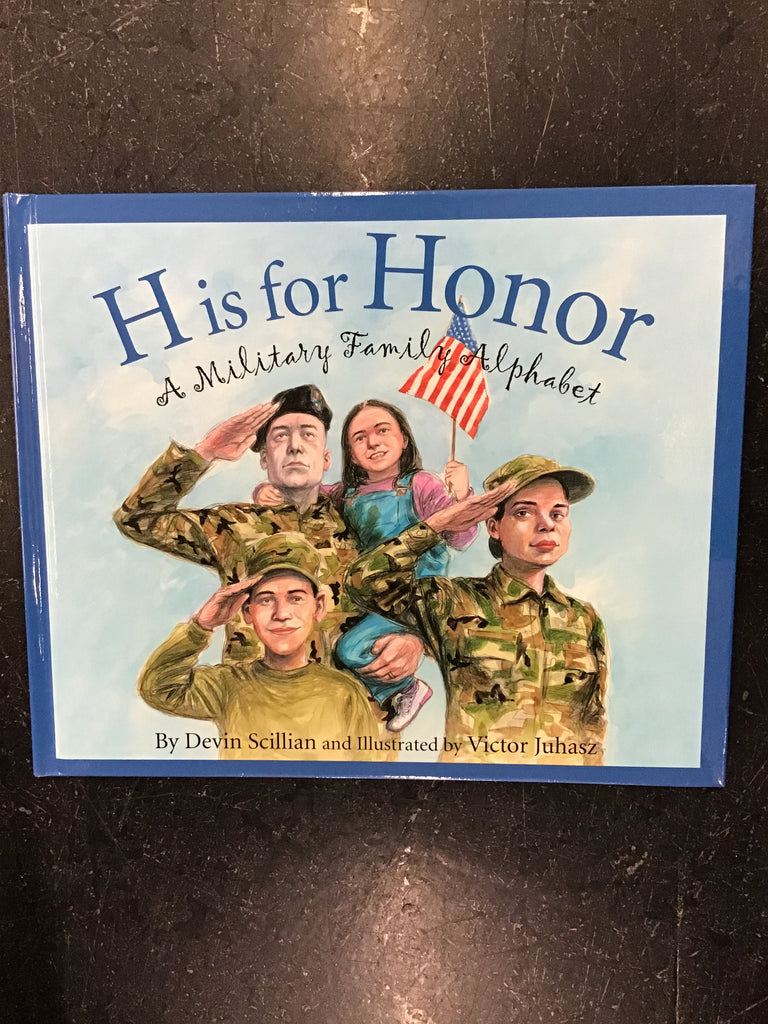 H is for honor