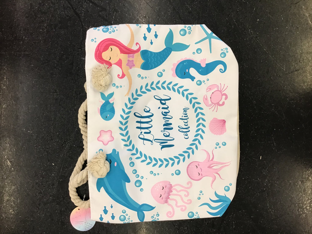 Little Mermaid Collection Bag