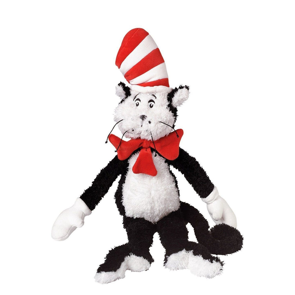 Manhattan Toy Co. Dr. Seuss The Cat in the Hat Plush