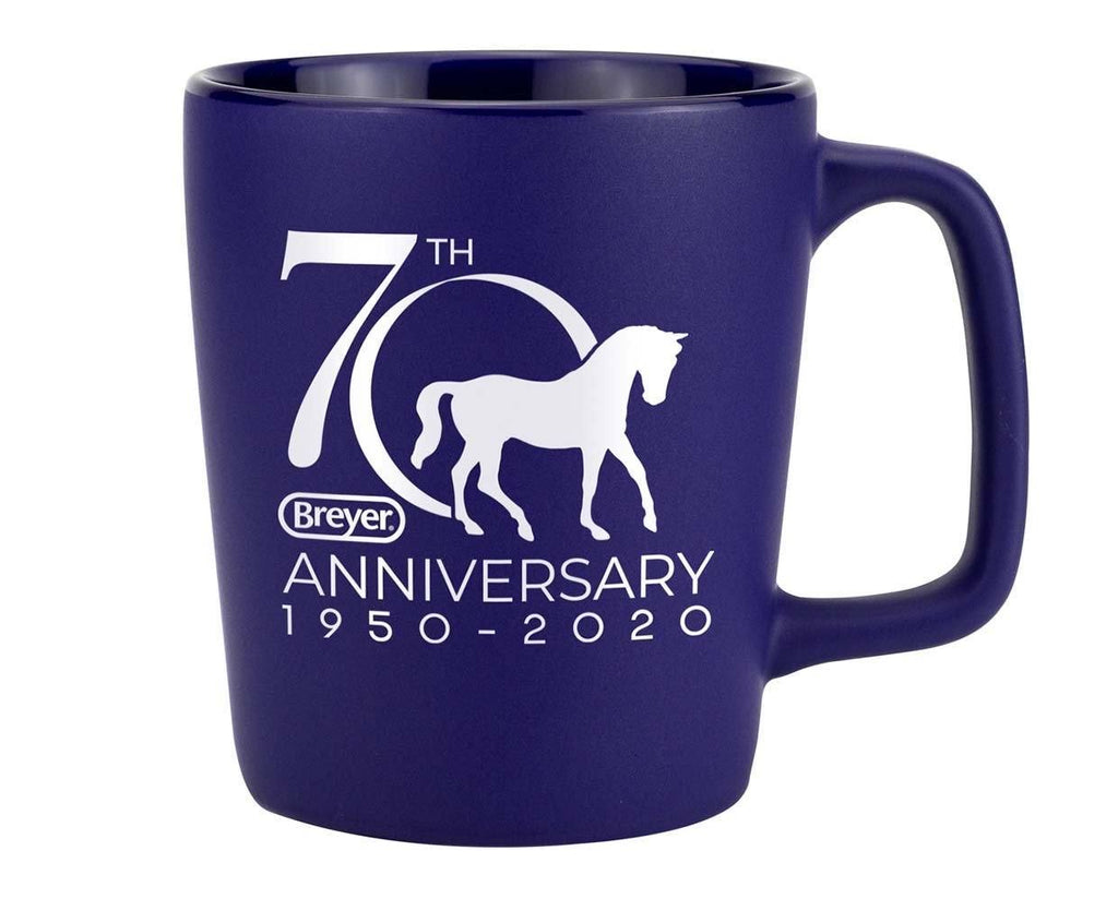 Breyer 70th Anniversary 11 oz. Coffee Mug