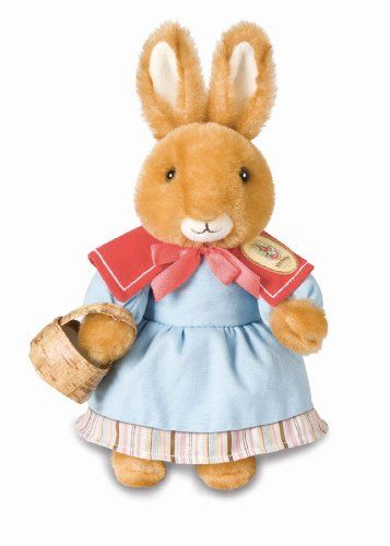 The World of Beatrix Potter: Collectible Mrs. Rabbit Plush