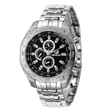 Load image into Gallery viewer, Men's Quartz Casual Business Wrist Watch