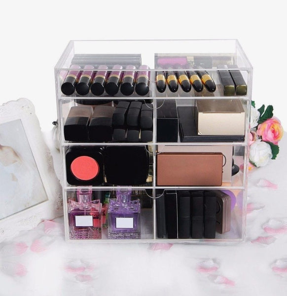 Minimalist Makeup Storage Box