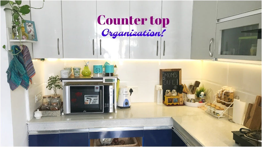 Hi Guys, Todays' second video as part of kitchen organization series