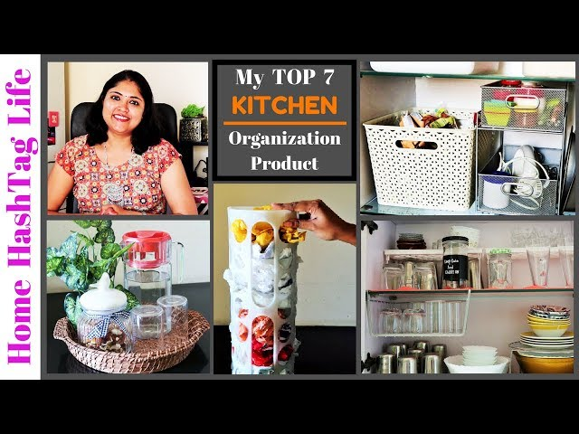 In this video I have shared few of my favorite or top Indian kitchen organization products