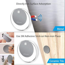 Load image into Gallery viewer, Buy okeanu motion sensor light 14 led cordless rechargeable night light portable closet lights for hallway basement garage bathroom cabinet stair 3 pack white