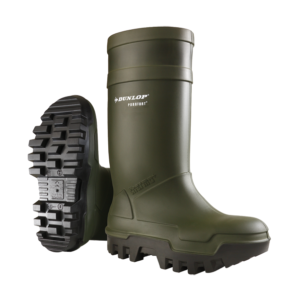 Dunlop Purofort Thermo + Full Safety