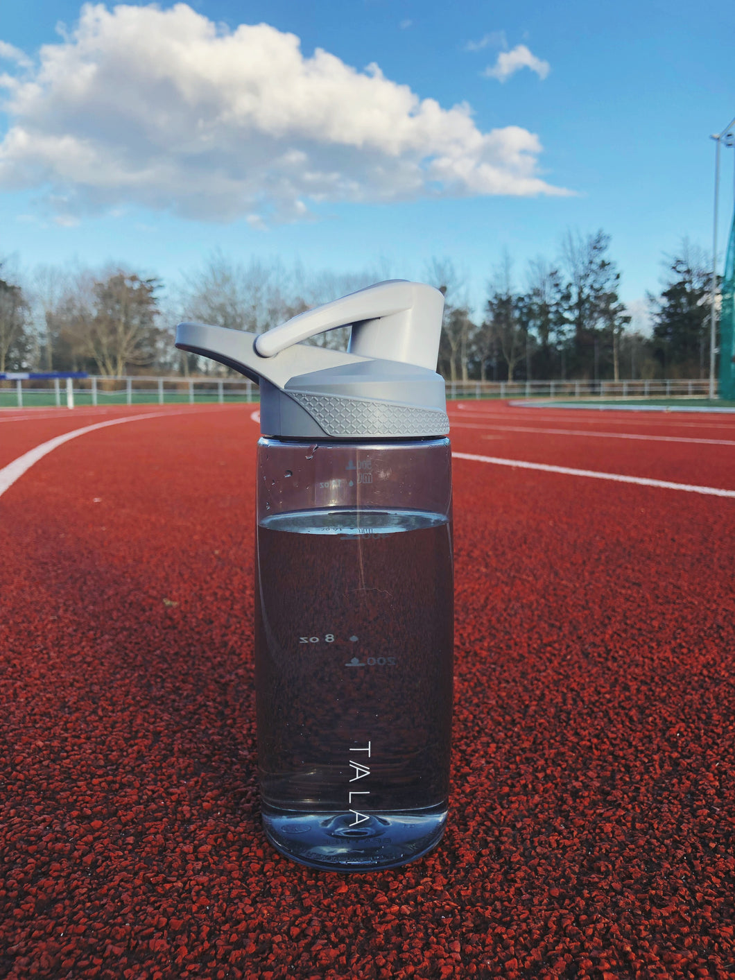 THE WATER BOTTLE - GREY