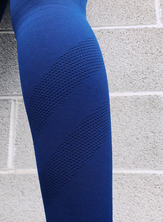 STRIDE RUN LEGGING - NAVY