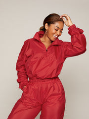 HAIZE WINDBREAKER SET - RED
